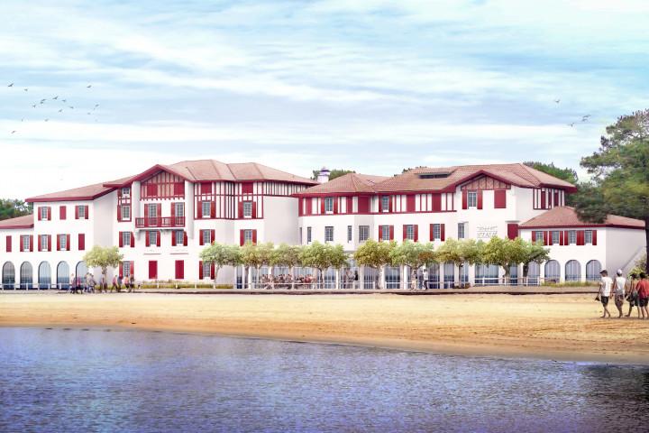 Nouvelle destination : Hôtel du Parc 3 étoiles
