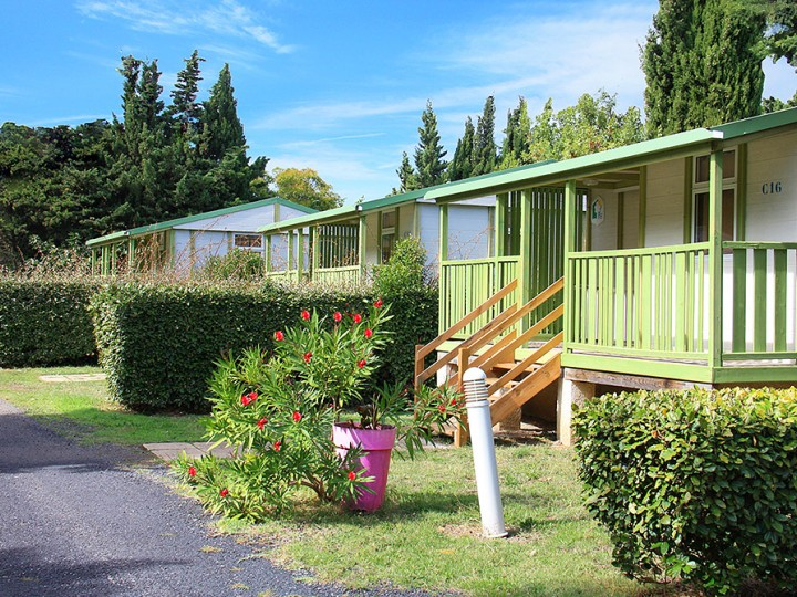 location mobile home sigean aude